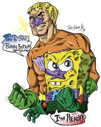SpongeBob and Mermaid Man Prime