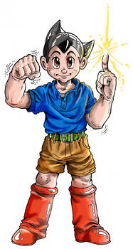 (Might Atom) Astro Boy's Return