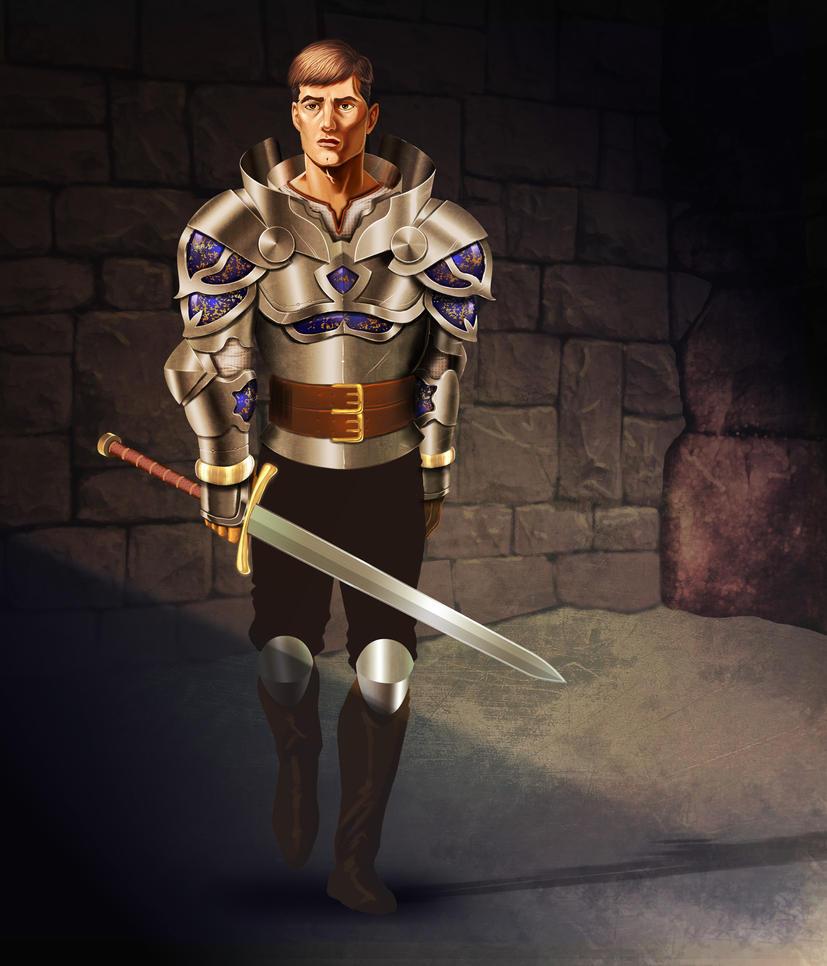 Guard Captain by Mo-ninja