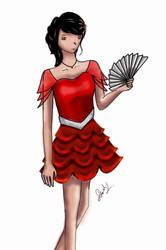 Prom : Salfrina
