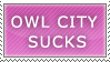 owl city sucks by propertyofkat