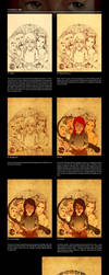 Cover book tutorials by kevintolibao