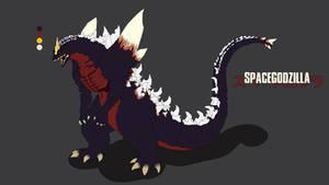 Godzilla: Revelations- SpaceGodzilla