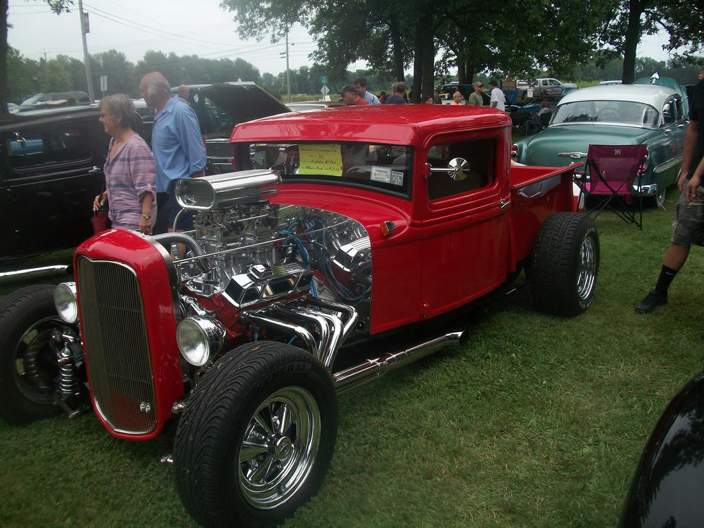 (1932) Ford Pickup [Converted] by auroraTerra