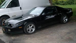 (1989) Chevrolet Camaro RS