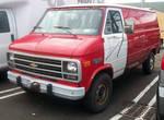 (1995) Chevrolet G30 Van [Beater]
