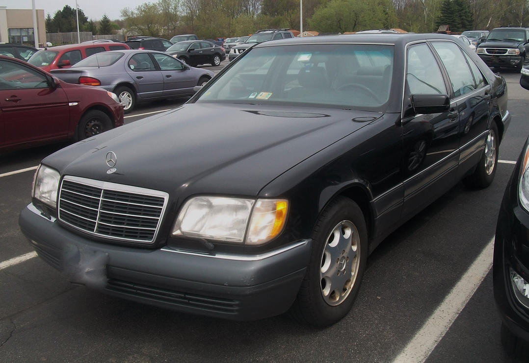 1995 mercedes benz s class by auroraterra on deviantart for 1995 mercedes benz s class