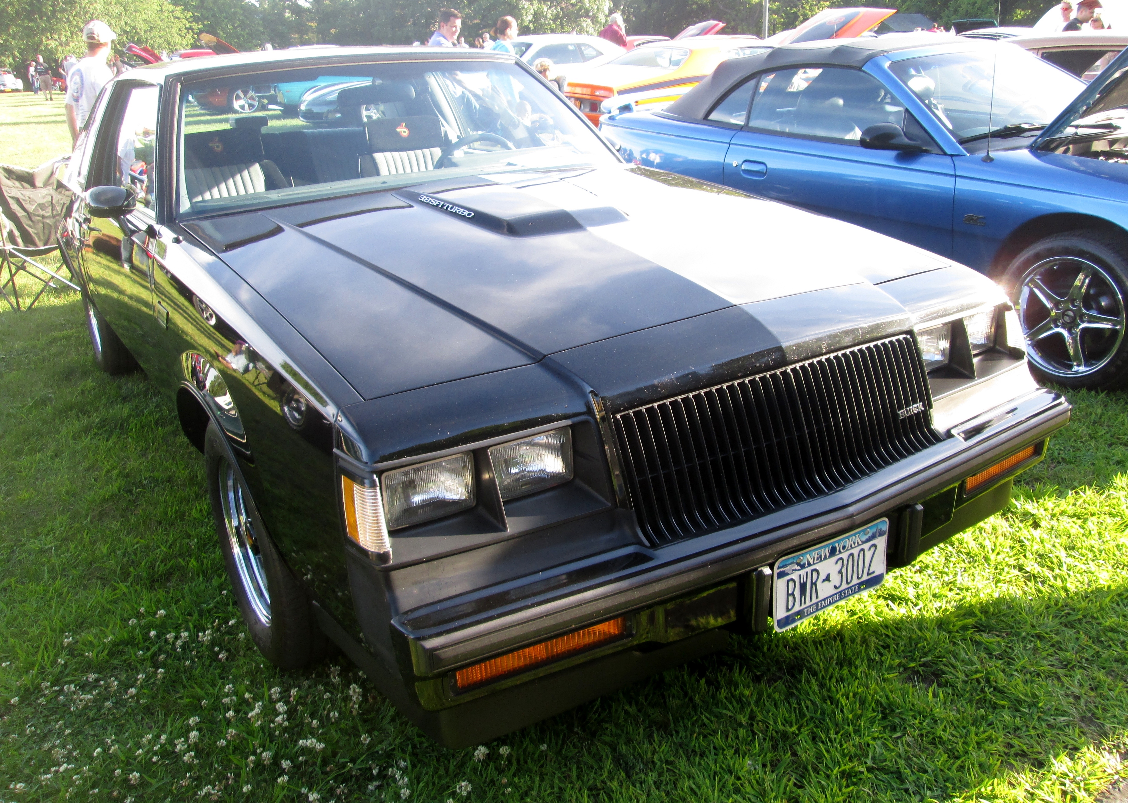 1987 buick regal grand national by auroraterra on deviantart. Cars Review. Best American Auto & Cars Review