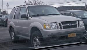 (2003) Ford Explorer Sport