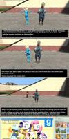 Gmod Anthro pony NPC/PM tutorial (part 1) by probirdbrain