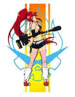 Yoko by xasillisax