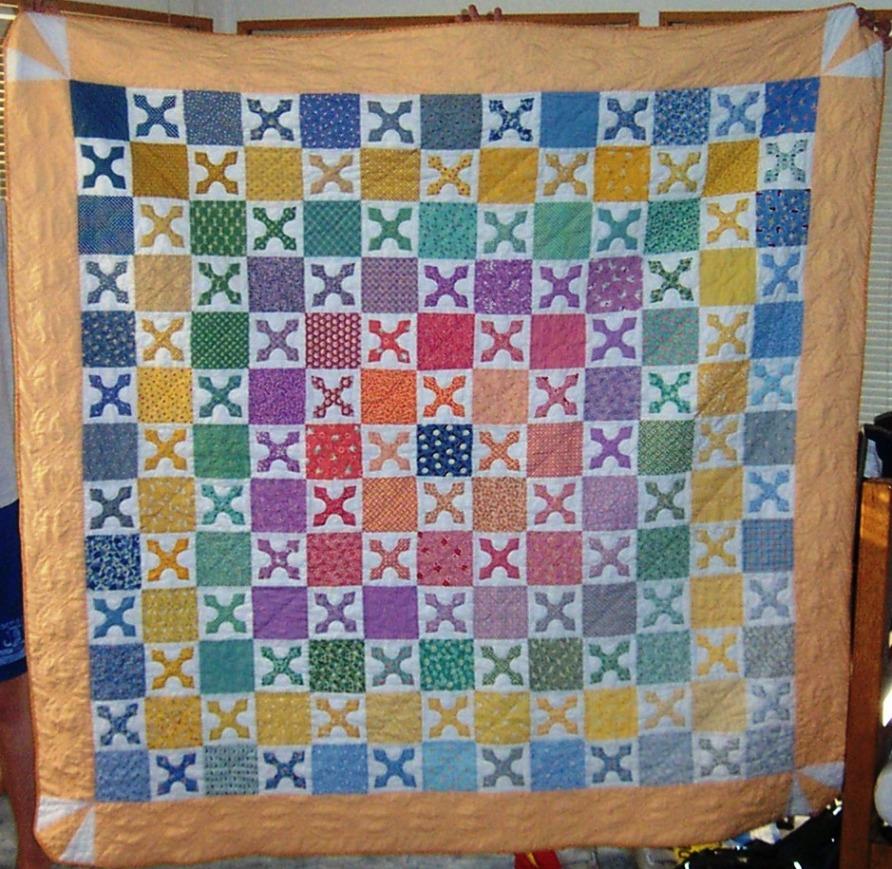 1930's quilt by DobbyQuiltElf