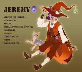Halloweensona: Jeremy