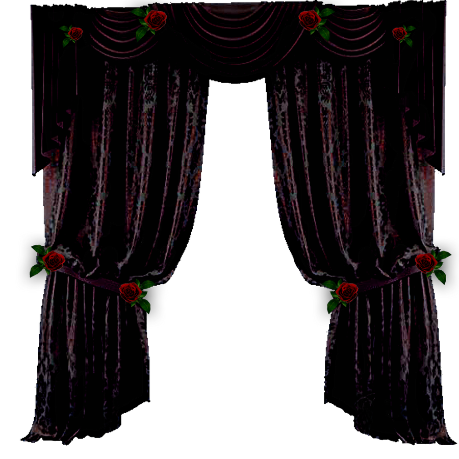 curtain by blackmoons32 on deviantart