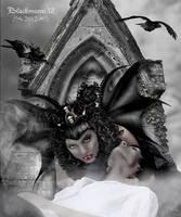 Vampire Kisses by Blackmoons32