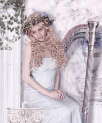 Ariadna. Waiting for Theseus.