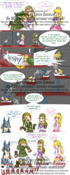 Link's Excuse by tazsaints