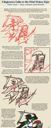 Beginners Guide to WW Style P2 - LineColourDetail by tazsaints