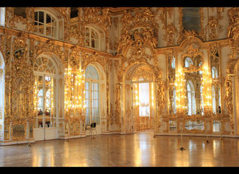 Inside St. Petersburg by MisterAwesomeness