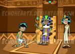 DP: All hail Pharaoh