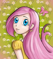 Fluttershy by MiNekochan