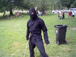 Ninjas Hate Spartans