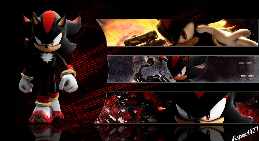Shadow The Hedgehog Wallpaper By Rspeed427 On DeviantArt Iphone