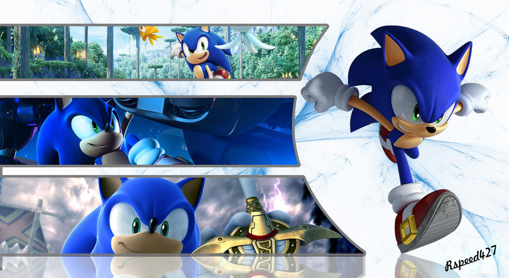 Sonic The Hedgehog Wallpaper By Rspeed427