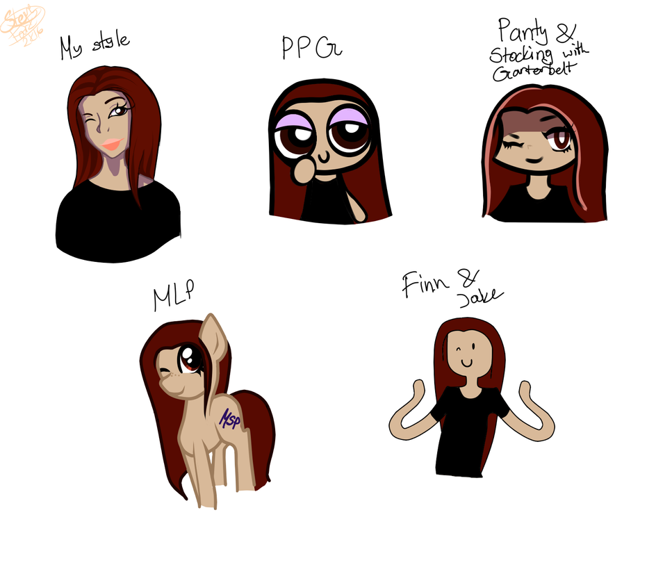 Style Challenge by StasieStems