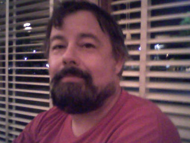 Butchie's beard