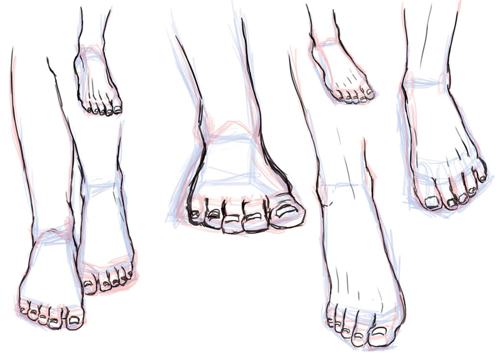 how to draw feet shoes front view male &amp