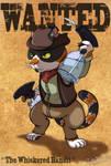 The Whiskered Bandit[Digital]