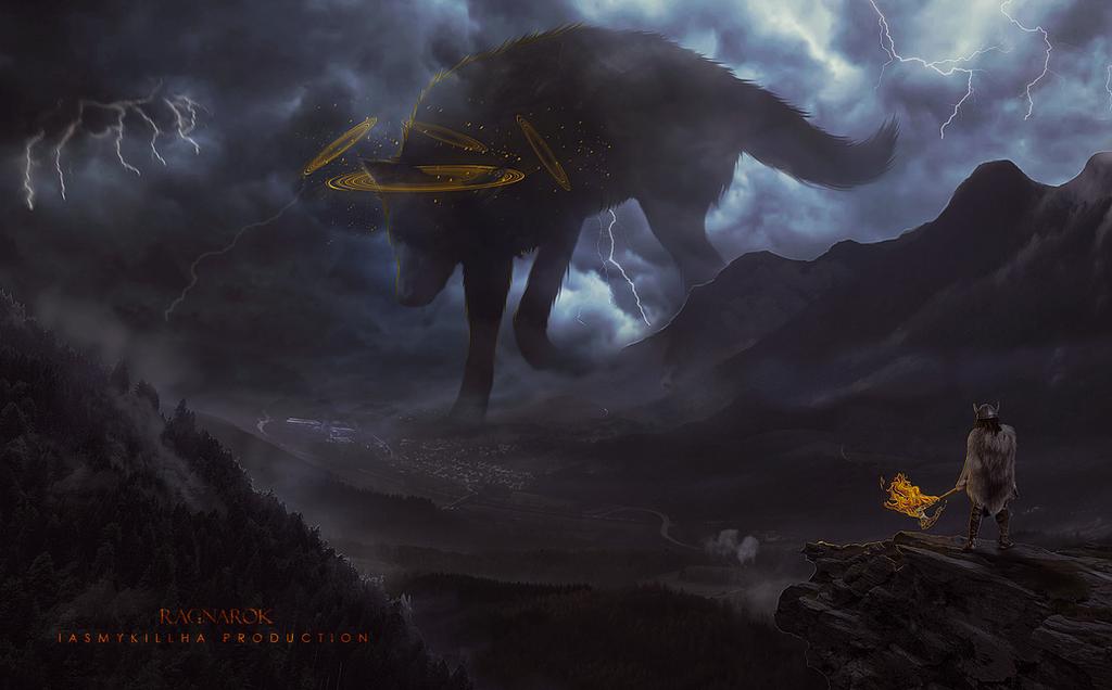 Ragnarok by IasmyKillha