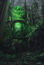 Dark Magic by IasmyKillha
