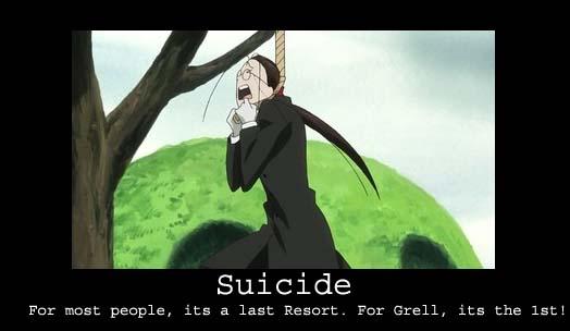 Kuroshitsuji Suicide by Kendoka602