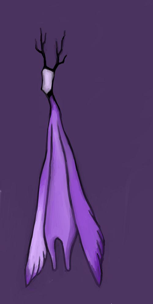 something purple by MrWinchester