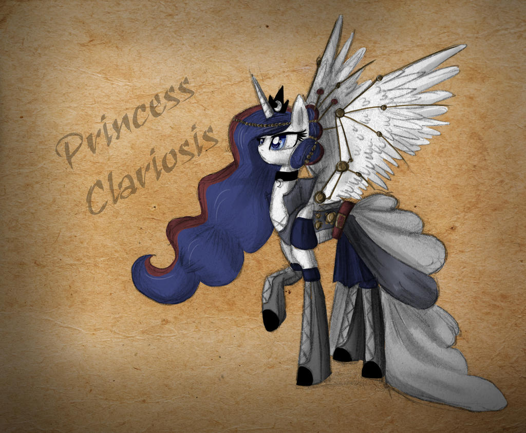 *RQ* Clariosis by Alice4444DM