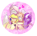 Super Secret Hugging Team!