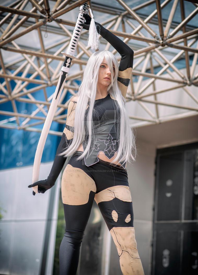 A2 - Nier:Automata by Satsuki-Lightning