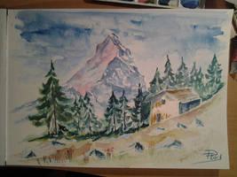 mont Crvin