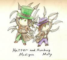 Hatter and Homburg by mizuki-chinatsu
