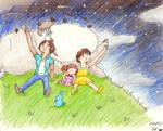 Stargazing by mizuki-chinatsu