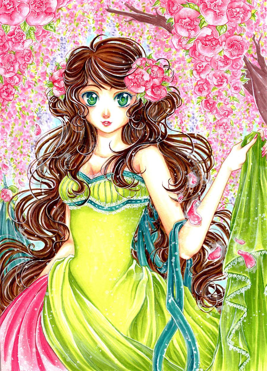 primrose by Apfelkeks