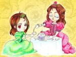 Proper Princess by LimpingGnome
