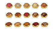 tiny chocolate truffles by CocoBucciarati