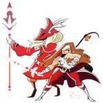 Freya + Beatrix (Final Fantasy IX)