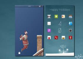 Happy Holidays.... Late