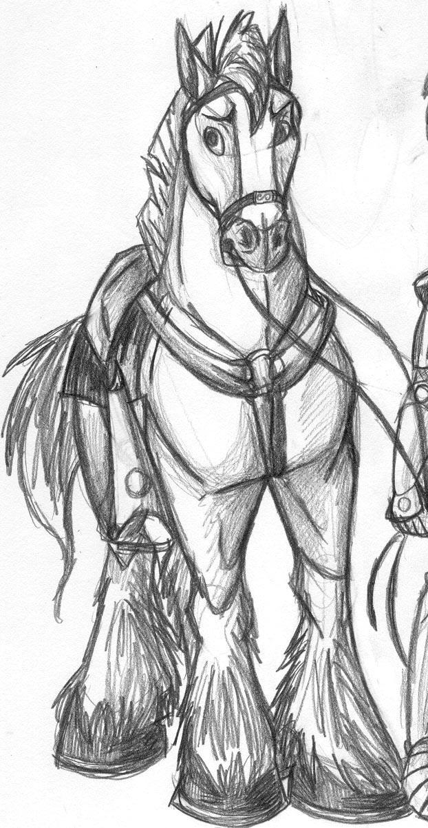 Cartoon horse by buzzlightyear03 on deviantart cartoon horse by buzzlightyear03 publicscrutiny Choice Image