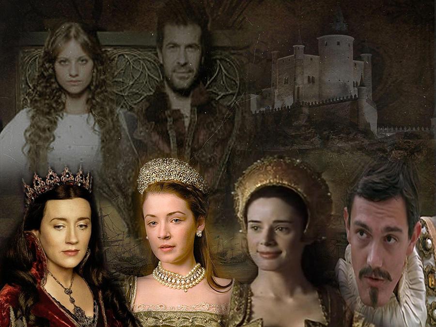 Descendants of Isabella and Ferdinand by Nurycat