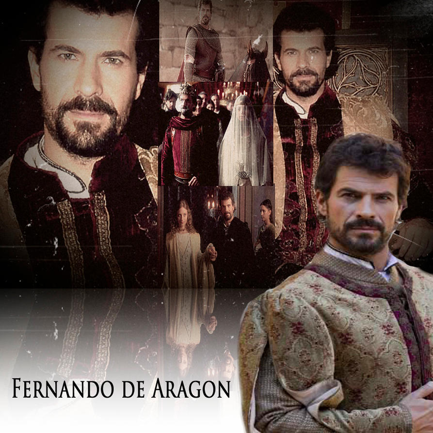 Ferdinand of Aragon (Rodolfo Sancho)